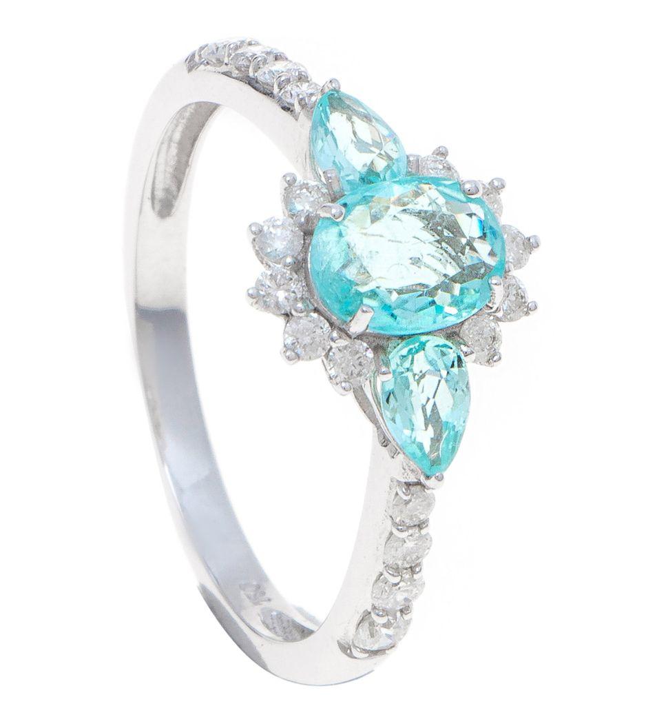 Anel-solitario-em-ouro-branco--18kt-com-turmalinas-paraiba-em-lapidacoes-oval-e-gotas-e-diamantes-em-lapidacao-brilhante.
