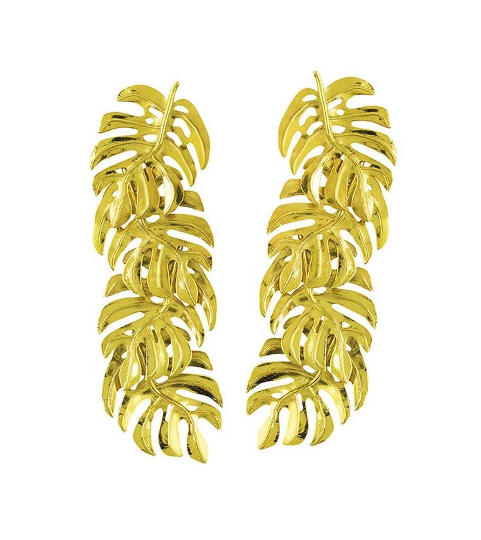 Brinco em ouro Essere Costela de Adão III