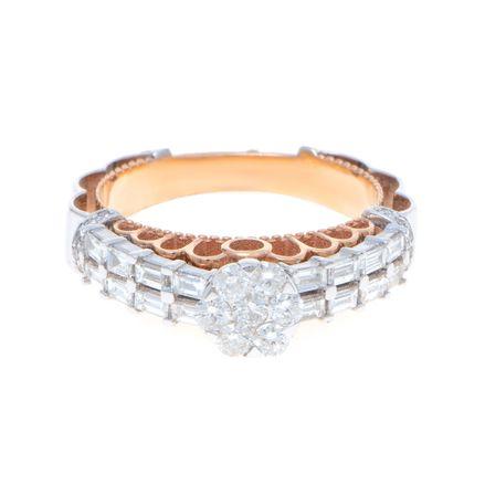 Anel-solitário-microcavação-em-ouro-e-diamantes