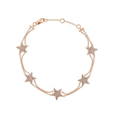 Pulseira-estrela-em-ouro-com--diamantes