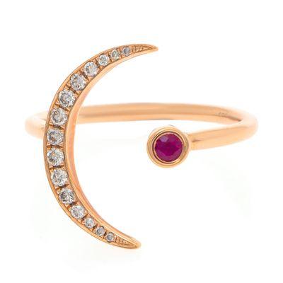 Anel-meia-lua-em-ouro-com-rubi-e-diamantes