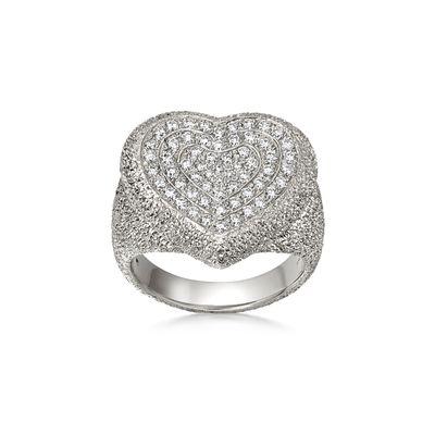 Anel-Carolina-Bucci-Heart-em-ouro-com-diamantes