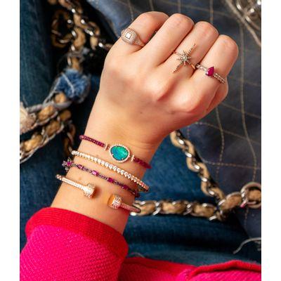Pulseira-Meira-T-de-ouro-com-opala-rubis-e-diamantes