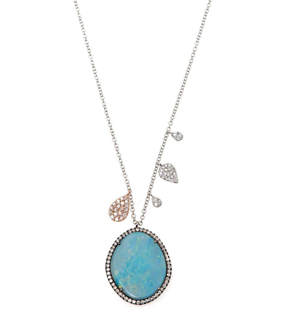 Colar-Meira-T-pendente-de-ouro-com-opala-e-diamantes