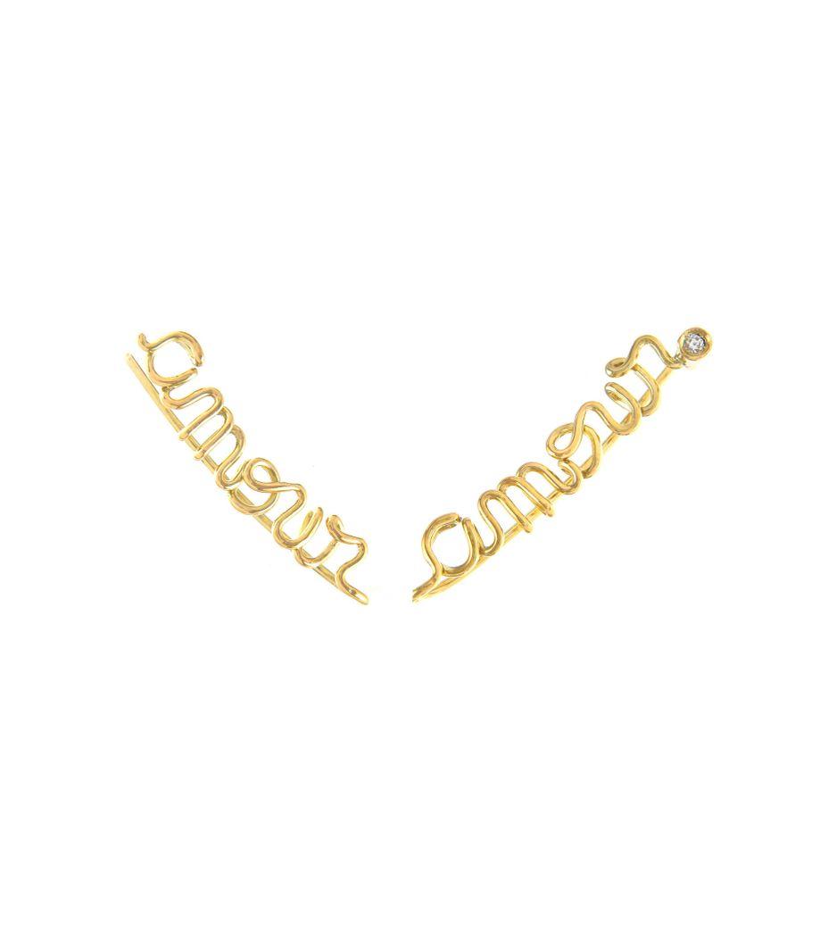 Brinco-Cielle-Or-ear-cuff-amour-de-ouro-com-diamante