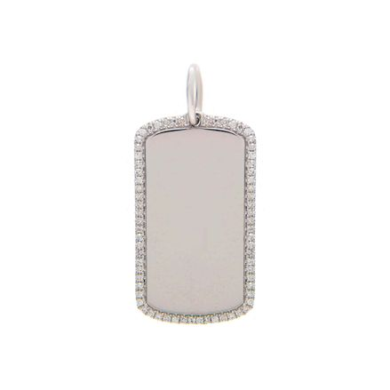 Berloque-placa-personalizável-de-ouro-com-diamantes