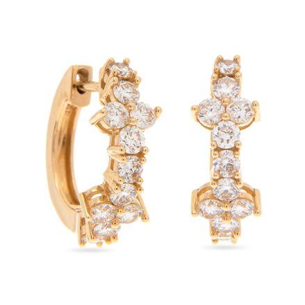 Brinco-argola-huggie-de-ouro-com-diamantes
