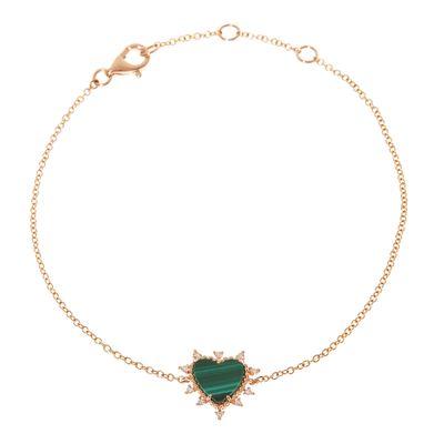 Pulseira-heart-de-ouro-com-malaquita-e-diamantes-