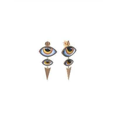 Brinco-Lito-olho-grego-de-ouro-com-diamantes