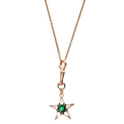 Colar-Selim-Mouzannar-pendente-de-ouro-com-diamante-e-tsavorita