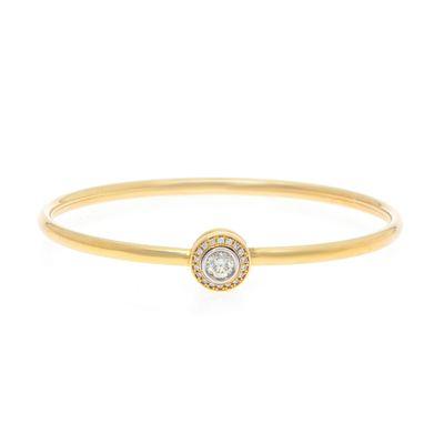 Pulseira-Aspery---Guldag-rígida-de-ouro-com-diamantes-