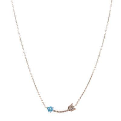 Colar-pendente-flecha-de-ouro-com-topazio-e-diamantes