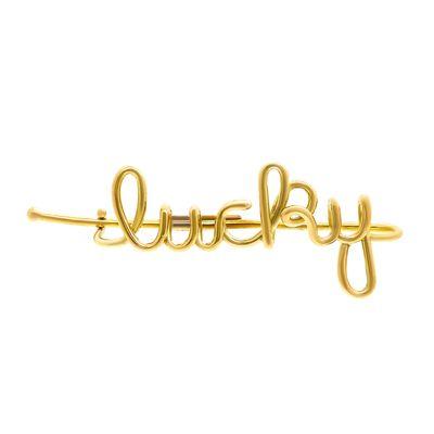 Acessório-de-cabelo-Cielle-Or-lucky-de-ouro