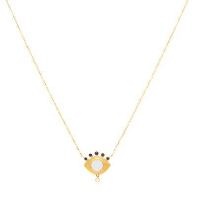 Colar-Nayla-Arida-pendente-de-ouro-com-diamante-safira-e-madreperola