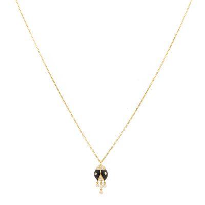 Colar-Nayla-Arida-Lady-Bug-pendente-de-ouro-com-onix-e-diamantes