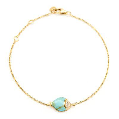 Pulseira-Nayla-Arida-de-ouro-com-diamantes-turquesa-e-safira