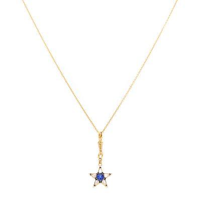 Colar-Selim-Mouzannar-pendente-de-ouro-com-diamante-e-safira