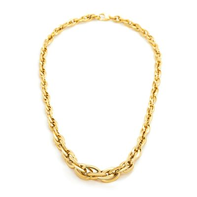 Colar-BW-twisted-links-de-ouro-
