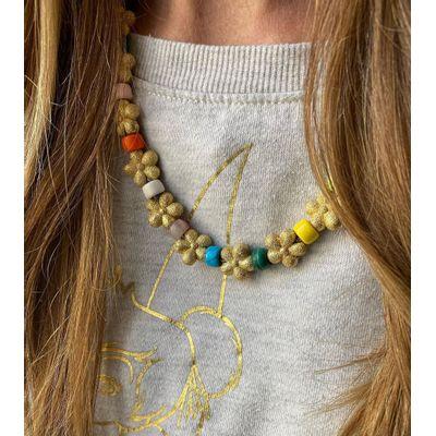 Colar-Carolina-Bucci-Long-cord-com-ouro