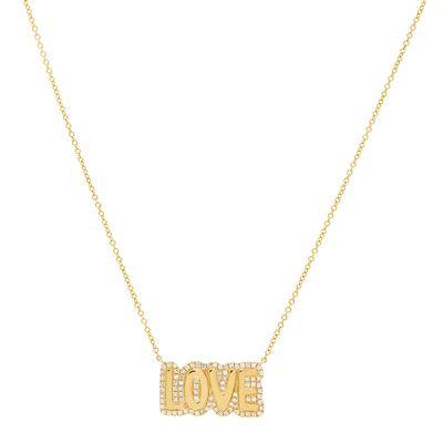 Colar-pendente-love-de-ouro-com-diamantes