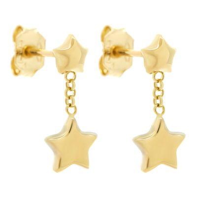 Brinco-infantil-estrela-de-ouro